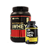 Optimum Nutrition Gold Standard 100% Whey Bundle