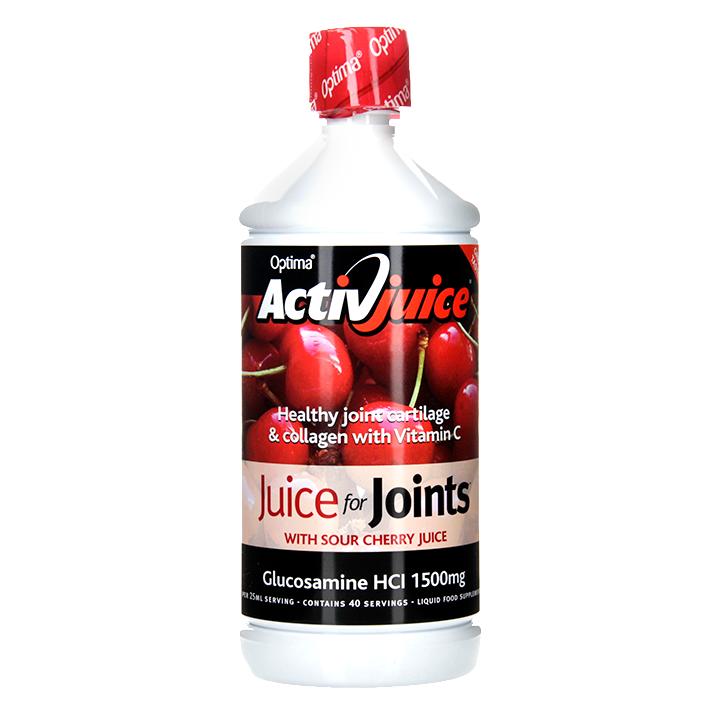 Optima Healthcare Activ Juice Cherry - 1000ml