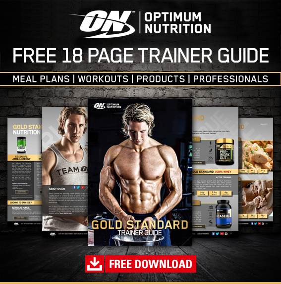 Optimum Nutrition Gold Standard Trainer Guide