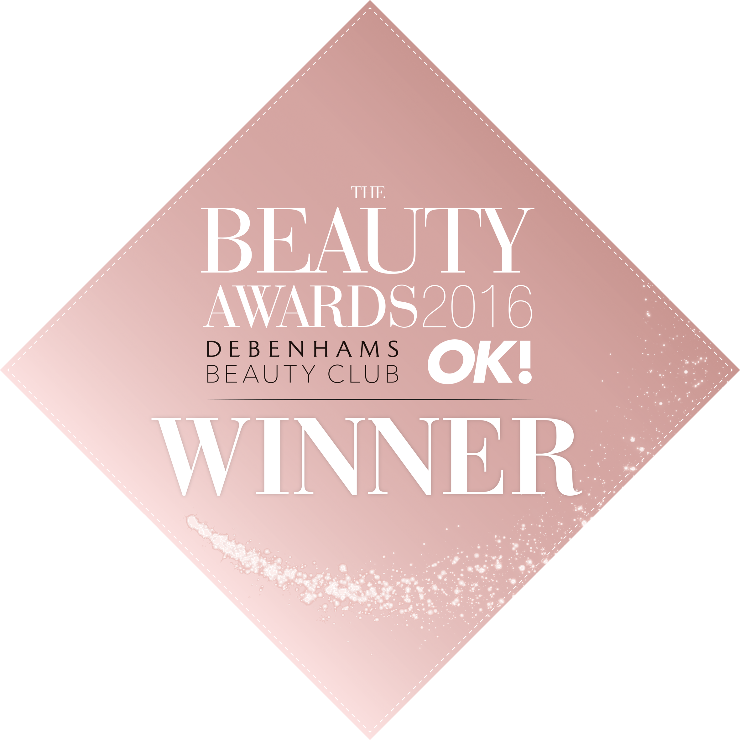 OK Beauty Awards 2016 Winner
