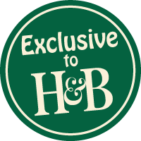 Exclusive to Holland & Barrett