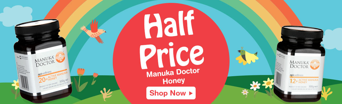 Manuka Honey Half Price