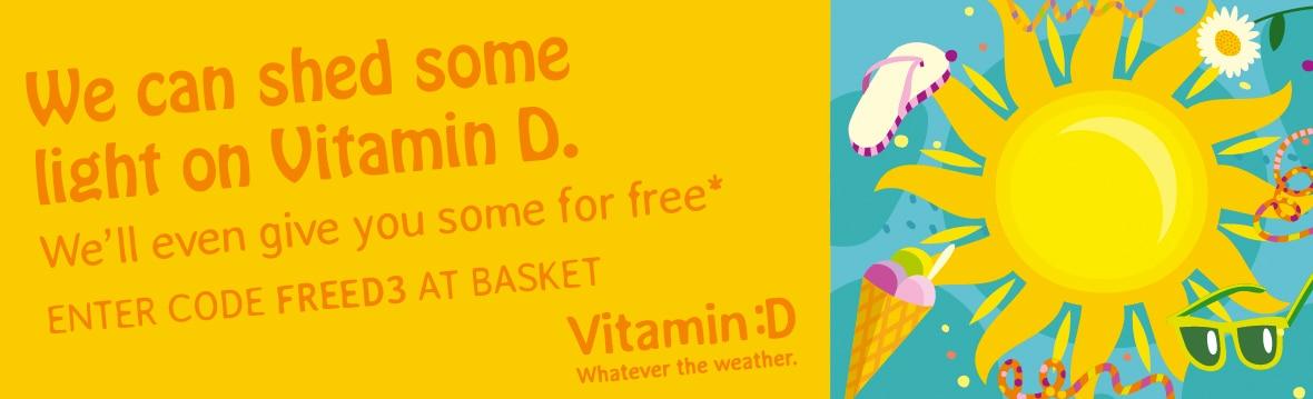 Free Vitamin D