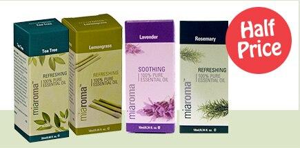 HP Aromatherapy