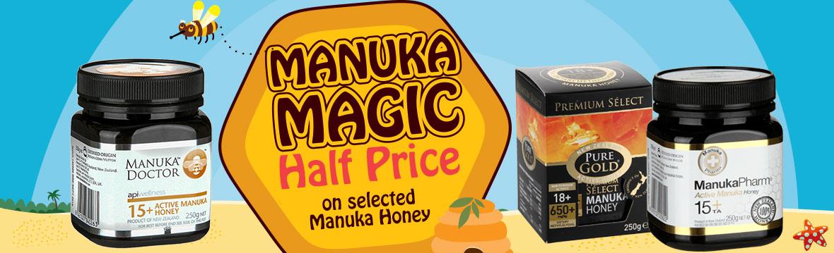 Manuka Magic