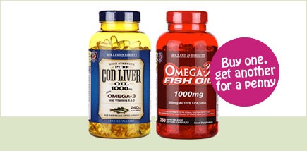 Fish Oils Penny Sale