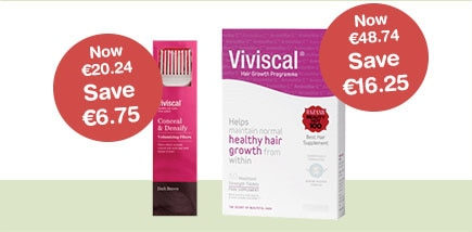 Save 25% on Selected Viviscal