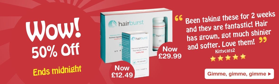 Hairburst Flash Sale