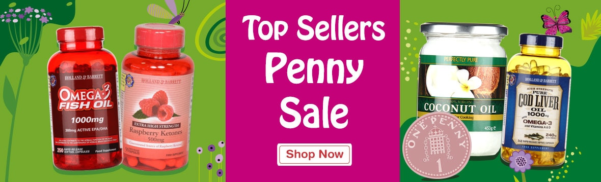 Penny Sale Now On