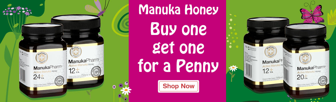 Manuka Honey Penny Sale