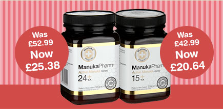 Manuka Pharm Honey