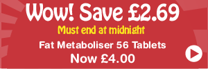 Fat Metaboliser Flash Sale
