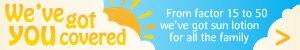 Sun Care Solutions