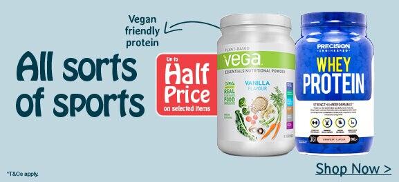 Half Price Sports Nutrition