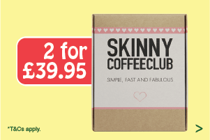 Half Price Skinny Coffee & Bootea