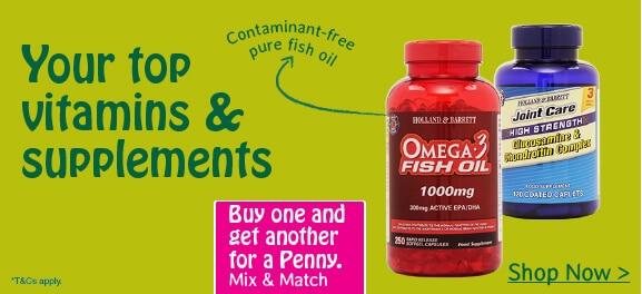 Penny Sale Vitamins & Supplements