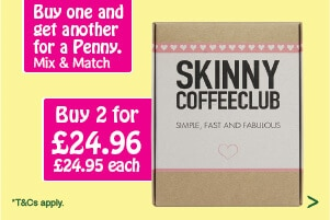 Penny Sale Skinny Coffee & XLS