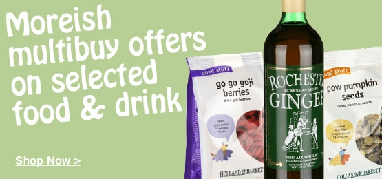 Multibuy offers on selected Food & Drink