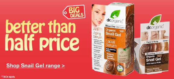 Bigger and better deals for Snail Gel range