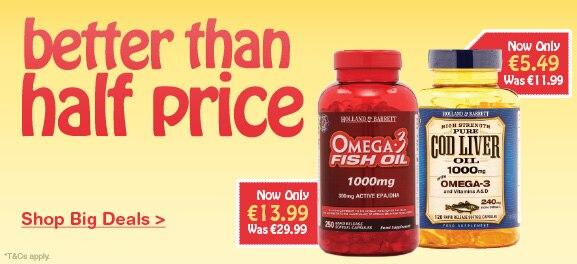 Big Deals: Better than Half Price
