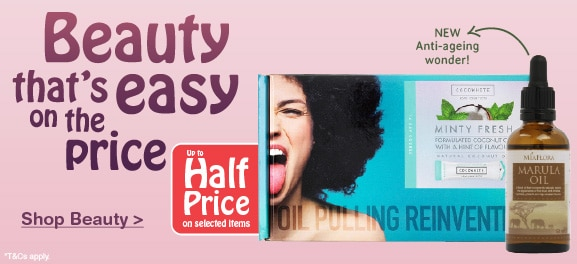 Selected Beauty Half Price