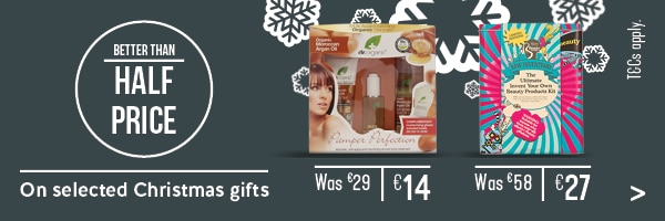 Selected Christmas Gifts Better than Half Price