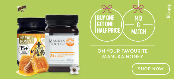 buy-one-get-one-half-price Manuka Honey