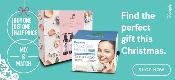 Clean Beauty Buy One Get One Half Price