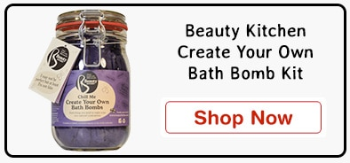 Beauty Kitchen Create Your Own Bath Bomb Kit