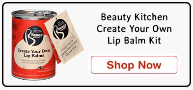 Beauty Kitchen Create Your Own Lip Balm Kit