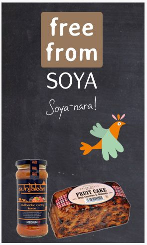 Free From Soya