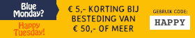 50% korting supplementen