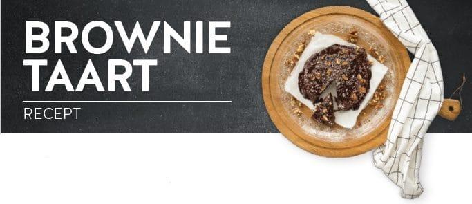 Glutenvrije brownietaart maken