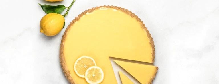 Glutenvrije citroentaart maken