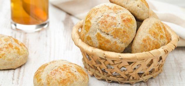 Glutenvrije kwarkbroodjes maken