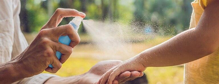 Muggen verjagen? Tips van Holland & Barrett