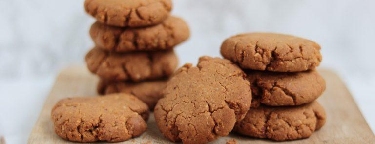 Suikervrije koekjes bakken met H&B