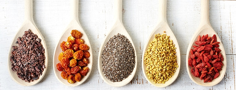 Alles over Superfoods