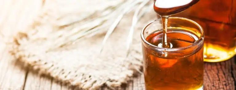 Maple syrup & other vegan honey alternatives
