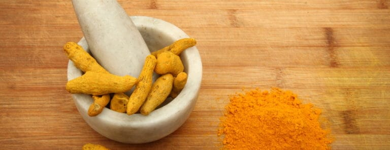Boost your day with turmeric