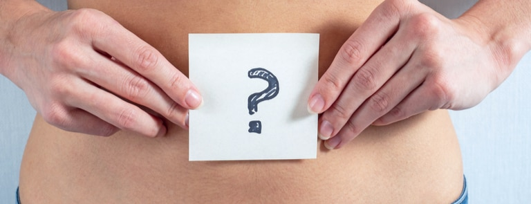 Why does my belly button hurt? image