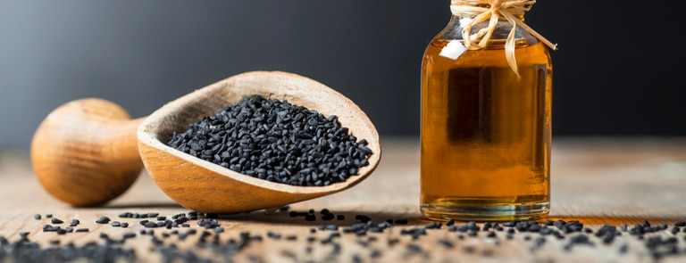 What is black seed oil? image