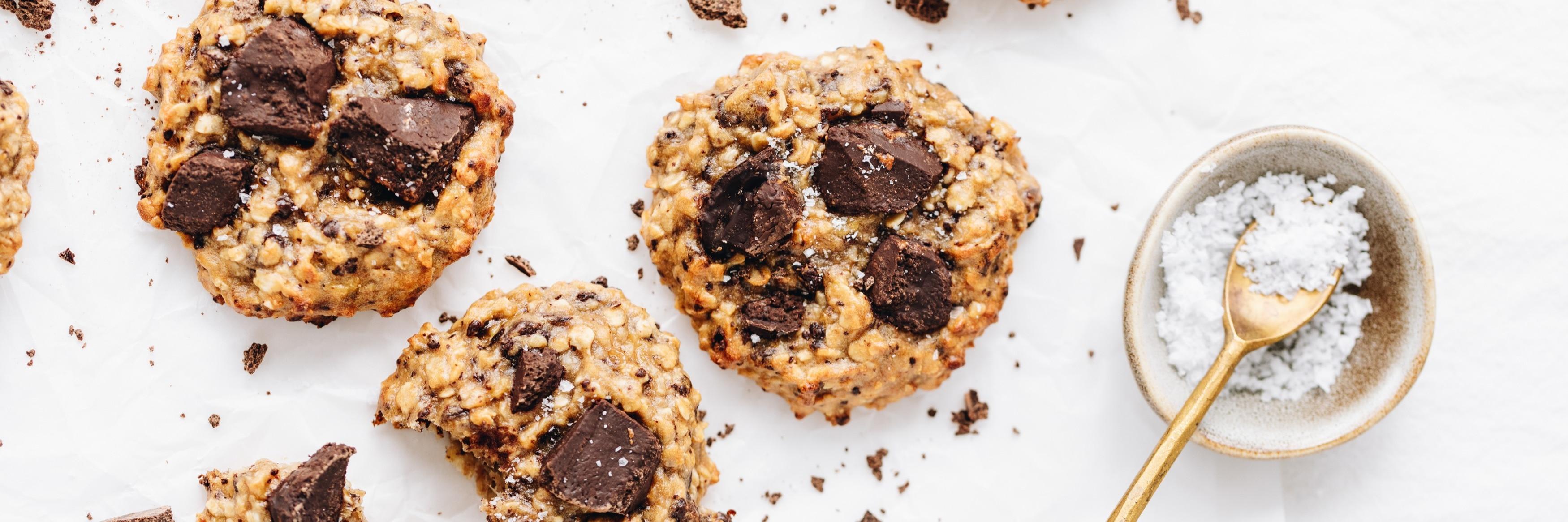 Five Ingredient Protein Cookies Recipe
