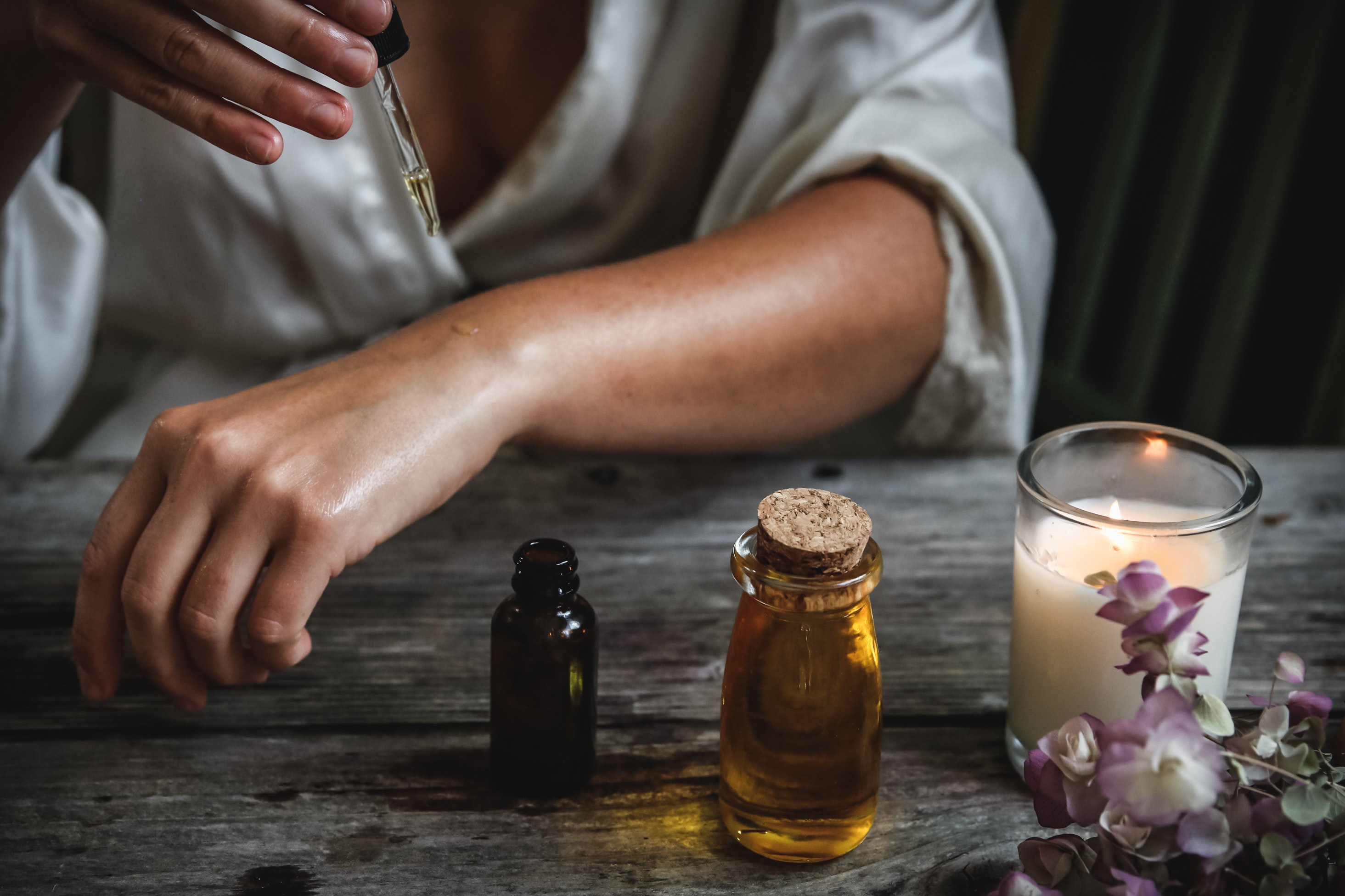 The best essential oils for skin and hair image