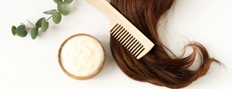 Hair masks: how to make and use them image