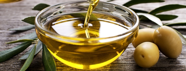 Olive oil for weight loss image