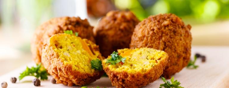 5 Health Benefits Of Falafel image