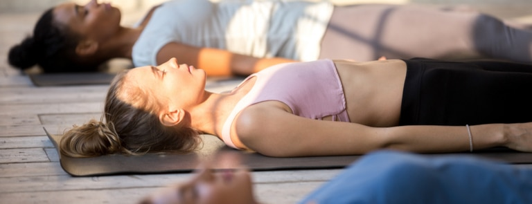 What Happens To The Body When You Relax?