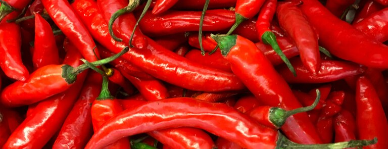 Risks & Health Benefits of Chillies