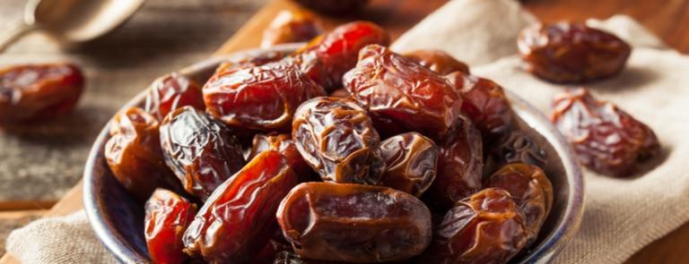 Health benefits of dates image